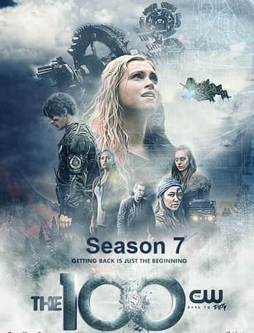 دانلود سریال 100 فصل هفتم (لینک دانلود + کیفیت های مختلف) | HD