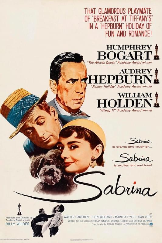 دانلود رایگان فیلم Sabrina (1954)
