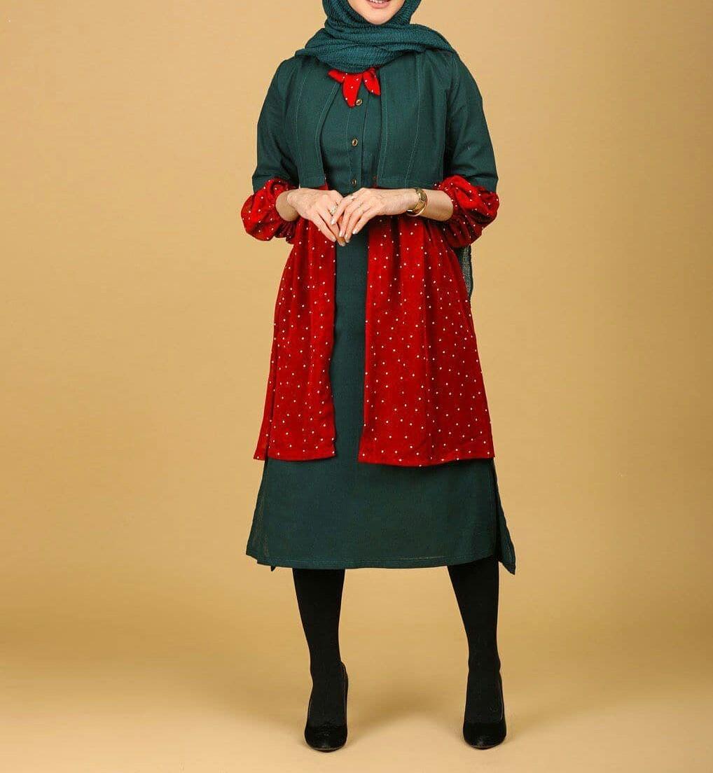 مدل مانتو شیک دخترانه ایرانی