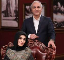 گفتگوي جالب مهران مديري با انديشه فولادوند