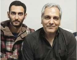 عکس دو نفري مهران مديري و پسرش