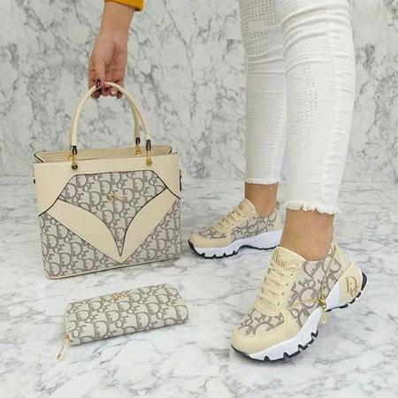 مدل کیف کفش اسپرت دخترانه