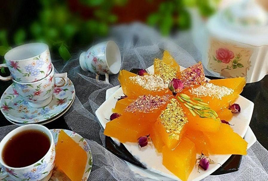 طرز تهیه مسقطی شیرازی