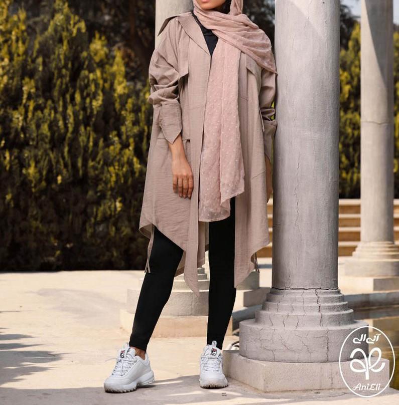 مدل های مانتو تابستانی جدید دخترانه