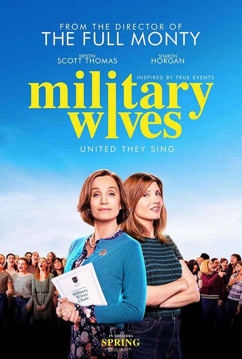 دانلود رایگان فیلم Military Wives (2020)