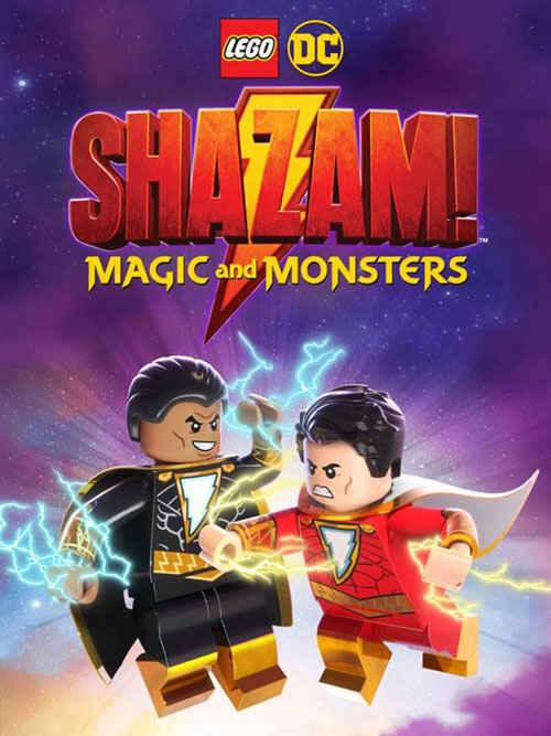 دانلود رایگان فیلم  Shazam - Magic & Monsters (2020)