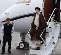 سيد ابراهيم رئيسي وارد فرودگاه شيراز شد