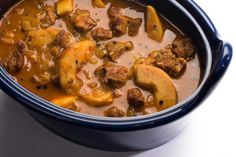 طرز تهیه خورش قورمه به شیرازی