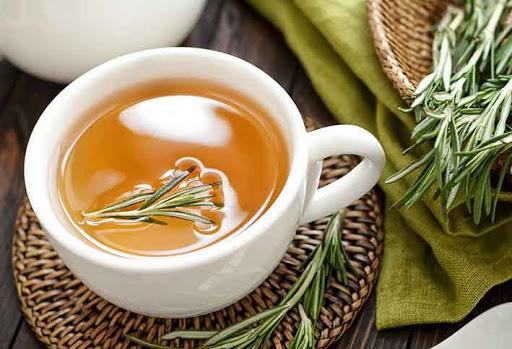 طرز تهیه چای رزماری و پرتقال