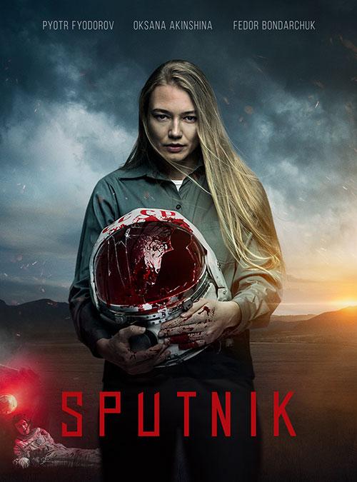 دانلود رایگان فیلم اسپوتنیک با دوبله فارسی Sputnik 2020 WEB-DL