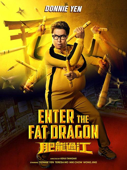 دانلود فیلم سینمایی اژدهای چاق وارد می شود Enter the Fat Dragon 2020 BluRay