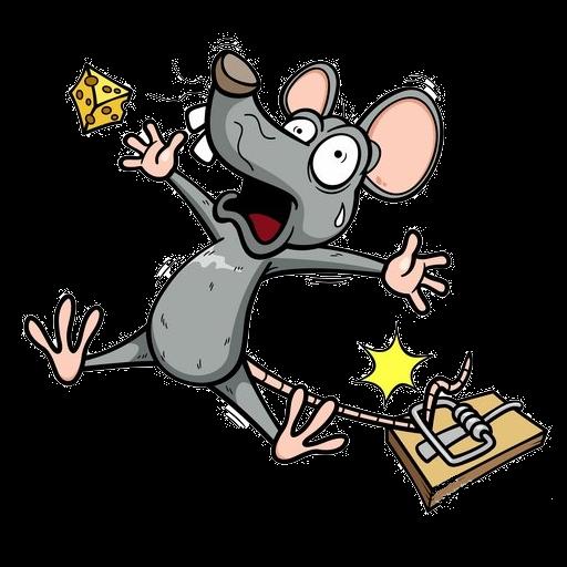 داستان آموزنده تله موش