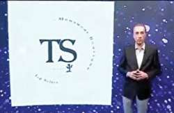 محمد رضا حياتي هم شروع به کار تبليغاتي کرد / گوينده اخبار تلوزيون