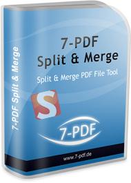 7PDF Split and Merge Pro 3.5.0.164 جداسازی و ادغام فایل های PDF