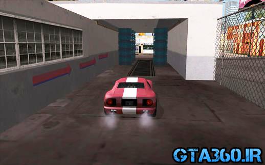مود کارواش برای بازی GTSA