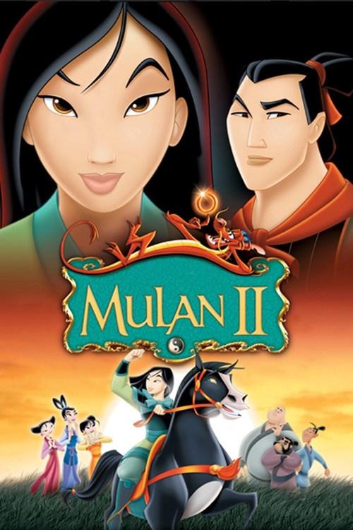 دانلود انیمیشن Mulan II مولان 2 با دوبله فارسی
