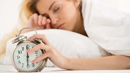 پیشگیری از خستگی ، خواب بدون خستگی