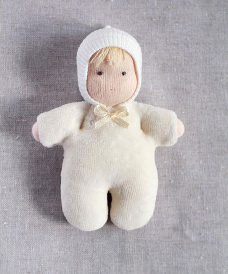 آموزش دوخت عروسک پارچه ای