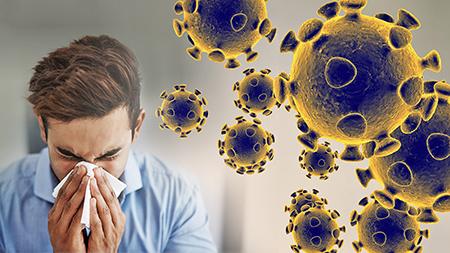 جلوگیری از انتشار ویروس کرونا