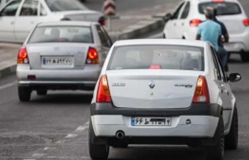 هشدار پلیس به تغییردهندگان ارقام پلاک خودرو