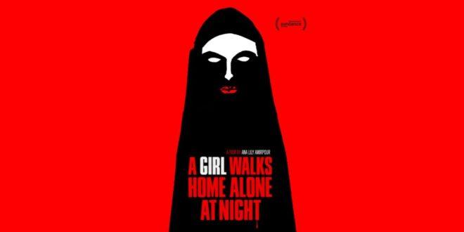 دانلود رایگان فیلم دختری در شب تنها به خانه می رود