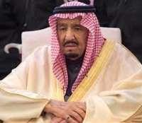 پادشاه عربستان در بيمارستان بستري شد