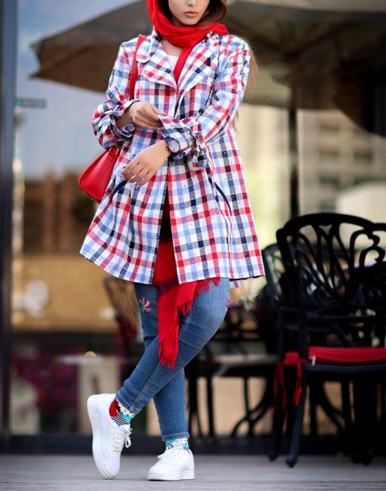 مدل مانتو عروسکی