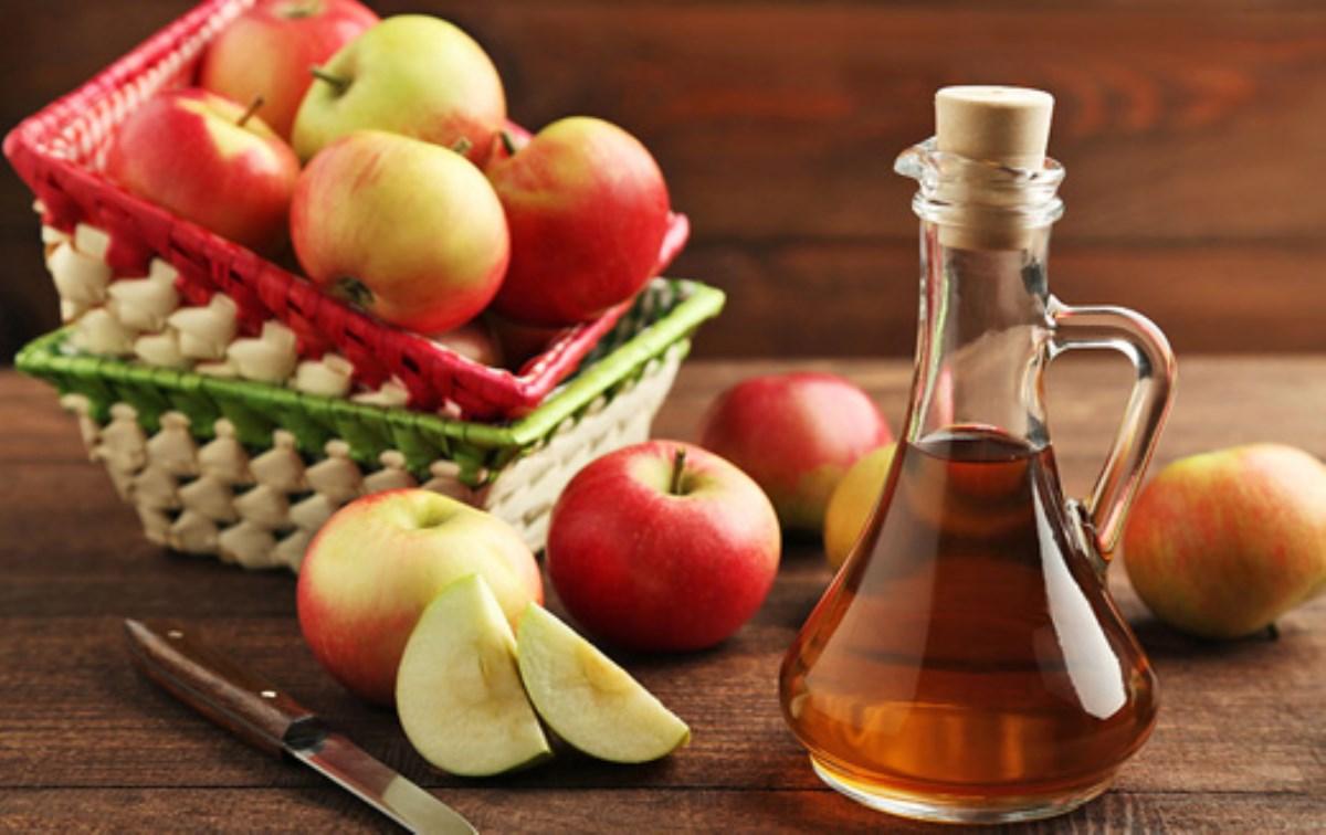 سرکه سیب معجزه ای برای موی سر