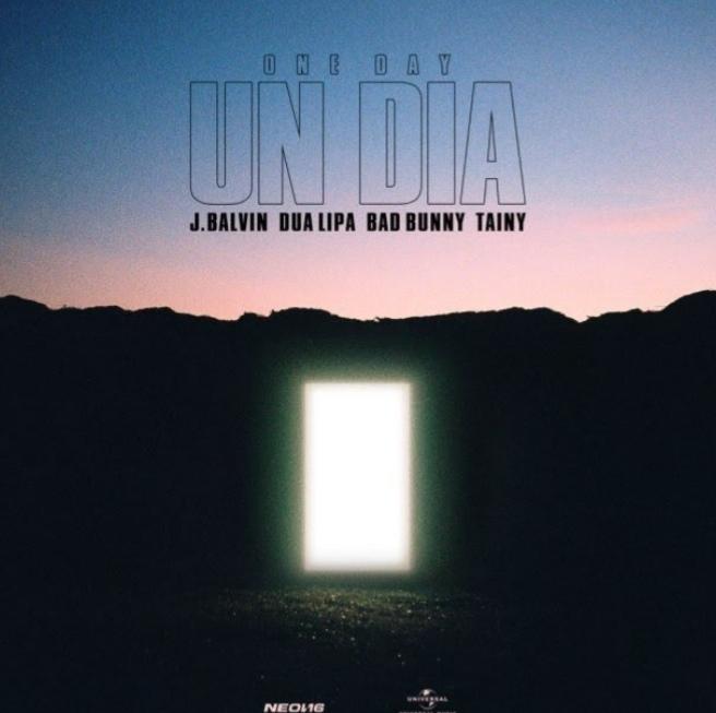متن و ترجمه آهنگ (UN DÍA (ONE DAY از دوآ لیپا و جی بالوین و بد بانی