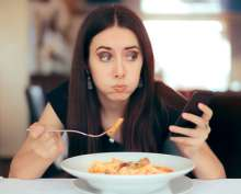 هرچي غذا مي خورم چاق نمي شوم چرا؟