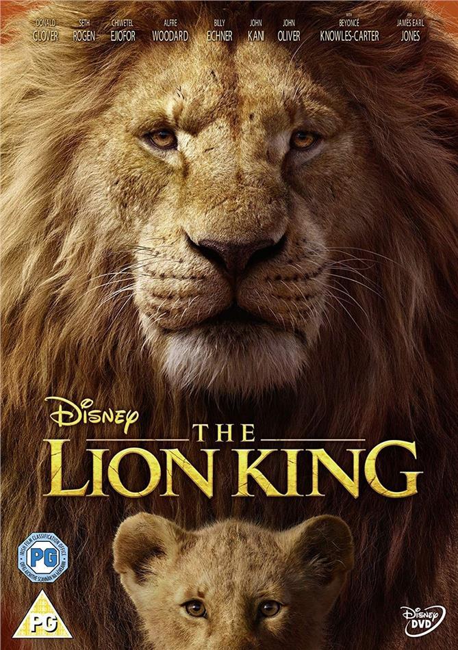 دانلود فیلم The Lion King 2019 دوبله فارسی