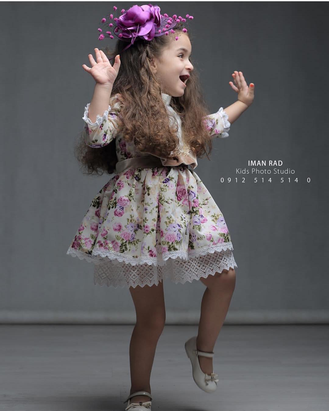 مدل لباس دخترانه بچه گانه تابستانه