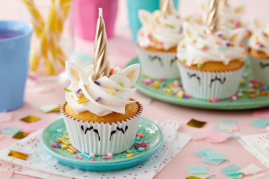 طرز تهیه کاپ کیک ماست