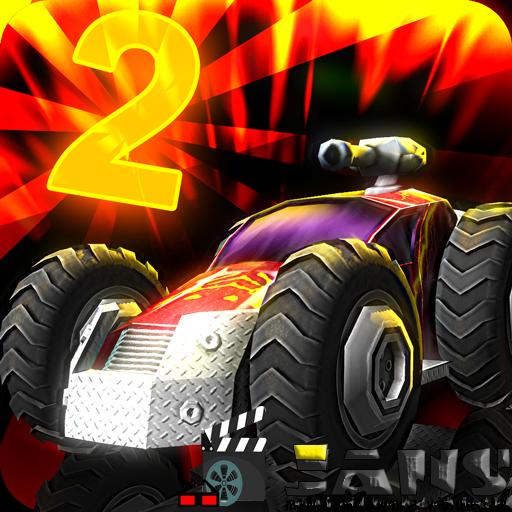دانلود بازی جدال بر روی سرعت 2  برای اندروید