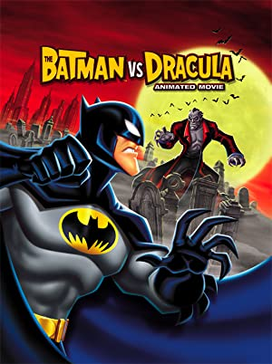 دانلود انیمیشن The Batman vs. Dracula 2005 دوبله فارسی