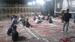 عزاداري براي امام حسين (ع) در صفا شهر