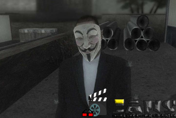 دانلود ماسک هکر برای GTA SA
