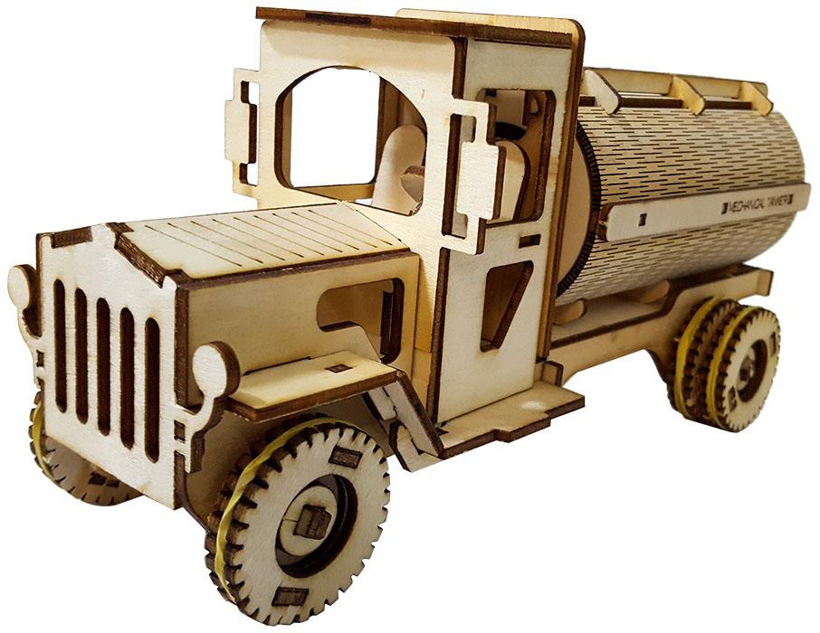 پازل سه بعدی چوبی 88 تکه برتاریو تانکر