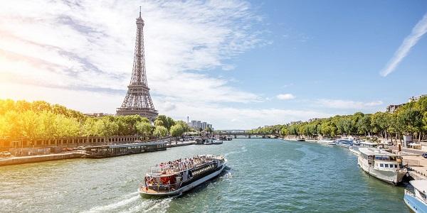 معرفی مکان های گردشگری در پاریس فرانسه