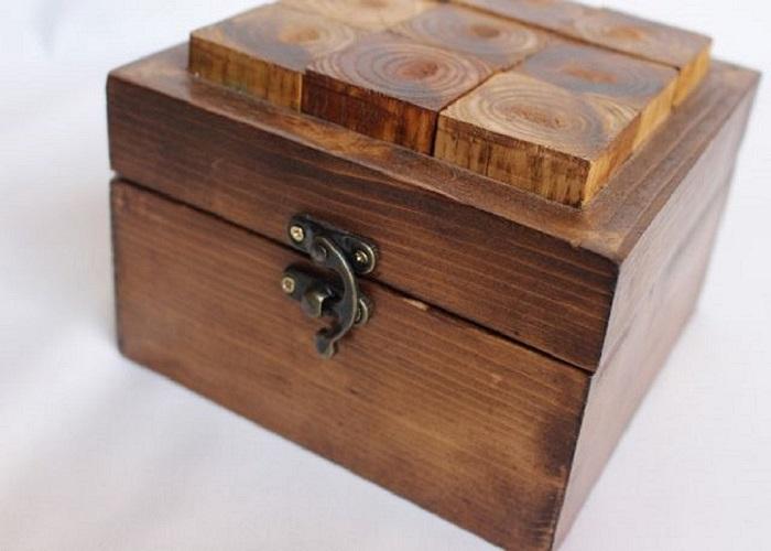 جعبه جواهر دست ساز