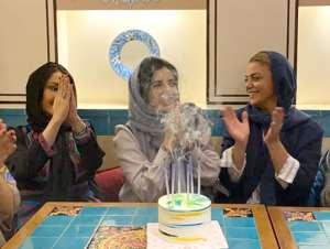 جشن تولد خاص ليندا کياني بازيگر معروف سينما