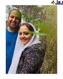 سومين سالگرد ازدواج نرگس محمدي و علي اوجي