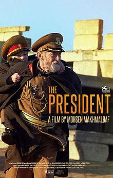 دانلود رایگان فیلم پرزیدنت زیرنویس فارسی