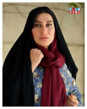 فاطمه معتمدآريا در فيلم روزي روزگاري آبادان
