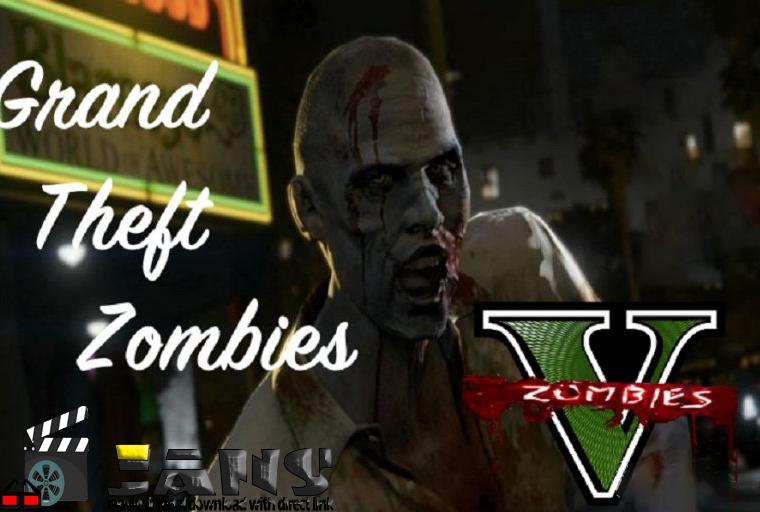 دانلود مود زامبی برای GTA V