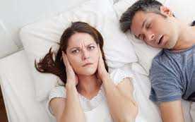 درمان خروپف با روش هاي ساده