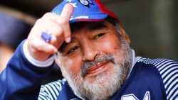 ديگو مارادونا قرنطينه شد