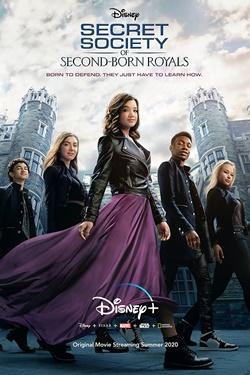 دانلود فیلم Secret Society of Second Born Royals 2020 با زیرنویس فارسی چسبیده + دوبله