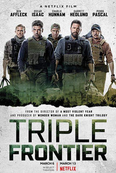 دانلود فيلم مرز سهگانه Triple Frontier 2019 با زیرنویس فارسی چسبیده + دوبله