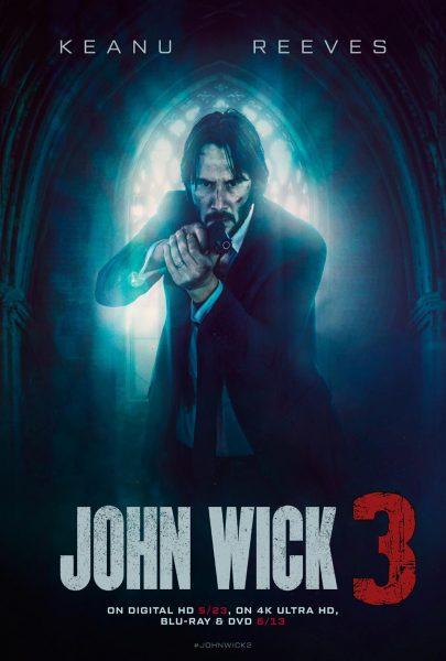 دانلود فیلم جان ویک ۳ John Wick Chapter 3 Parabellum 2019 با زیرنویس فارسی چسبیده + دوبله